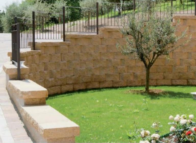 Muri Di Contenimento E Muri Di Cinta Caratteristiche E Differenze Campagna Srl